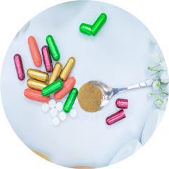 Hard Capsules Tablets, Nuggets